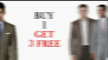 JoS. A. Bank TV Spot, 'Buy 1 Get 3 Free' - Thumbnail 8