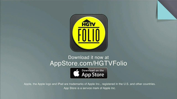 HGTV Folio App TV Spot 'Your Style' - Thumbnail 10