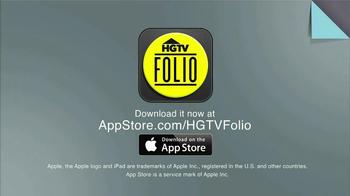 HGTV Folio App TV Spot 'Your Style' - Thumbnail 10