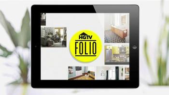 HGTV Folio App TV Spot 'Your Style' - Thumbnail 2