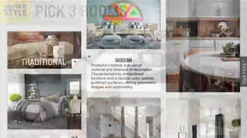 HGTV Folio App TV Spot 'Your Style' - Thumbnail 7