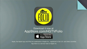 HGTV Folio App TV Spot 'Your Style' - Thumbnail 9