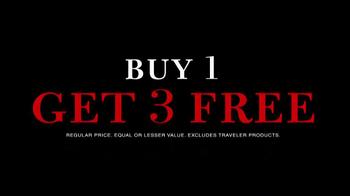 JoS. A. Bank TV Spot 'Buy 1, Get 3 Free' - Thumbnail 10