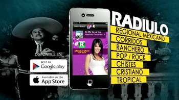 Radiulo TV Spot, 'Música Ranchera [Spanish] - Thumbnail 4