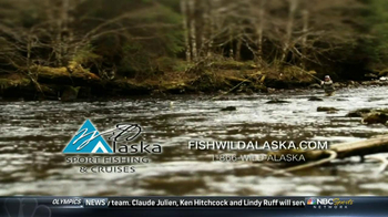 Seasons on the Fly TV Spot, 'Wild Alaska' - Thumbnail 6