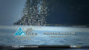 Seasons on the Fly TV Spot, 'Wild Alaska' - Thumbnail 7