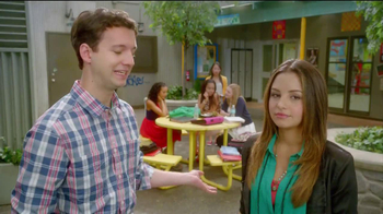 Stop Bullying TV Spot Featuring Aimee Carrero and Gaelan Connell - 203 commercial airings