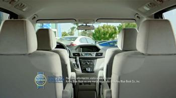 Honda Evento de Liquidación de Verano TV Spot, 'GinaBalbuena1' [Spanish] - Thumbnail 7
