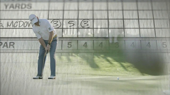 RBC TV Spot, 'Make Your Mark' Featuring Graeme McDowell - Thumbnail 4