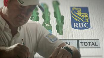 RBC TV Spot, 'Make Your Mark' Featuring Graeme McDowell - Thumbnail 5