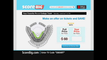 ScoreBig.com TV Spot, 'Discount Tickets' - Thumbnail 8