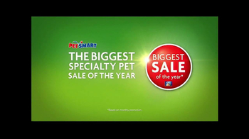 PetSmart Biggest Specialty Pet Sale of the Year TV Spot, 'New Pet' - Thumbnail 5