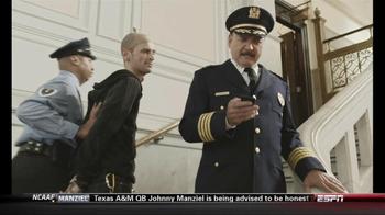 ESPN Fantasy Football App TV Spot, 'Commissioner of Two Things' - Thumbnail 10