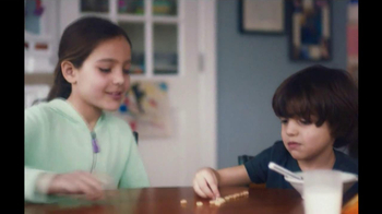 Cheerios TV Spot, 'Making Something' - 2395 commercial airings