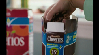 Cheerios TV Spot, 'Making Something' - Thumbnail 5
