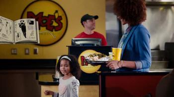 Moe's Southwest Grill TV Spot, 'Fashion Designer' - Thumbnail 1