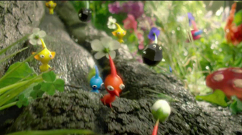Pikmin 3 TV Spot, 'Loyal Legion' - Thumbnail 4