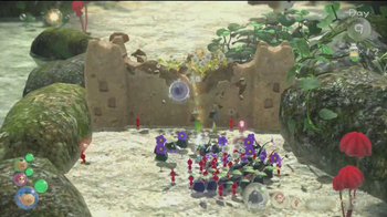 Pikmin 3 TV Spot, 'Loyal Legion' - Thumbnail 8