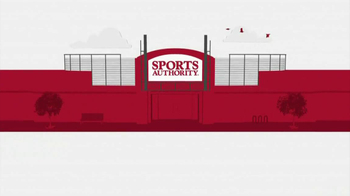 Sports Authority TV Spot, 'Brands'