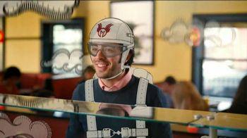 Moe's Southwest Grill TV Spot, 'Skydiver'