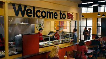 Moe's Southwest Grill TV Spot, 'Skydiver' - Thumbnail 2