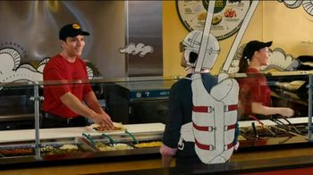 Moe's Southwest Grill TV Spot, 'Skydiver' - Thumbnail 4