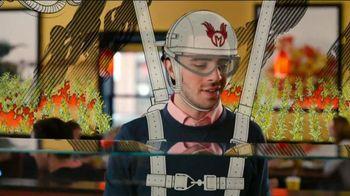 Moe's Southwest Grill TV Spot, 'Skydiver' - Thumbnail 5