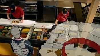 Moe's Southwest Grill TV Spot, 'Skydiver' - Thumbnail 7