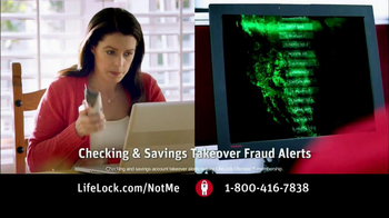 LifeLock TV Spot, 'Online Shopping' - Thumbnail 3