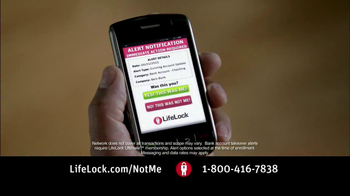 LifeLock TV Spot, 'Online Shopping' - Thumbnail 4
