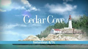 Hallmark Channel TV Spot Cedar Cover Sweepstakes - Thumbnail 10