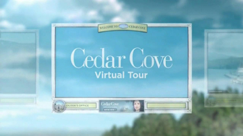 Hallmark Channel TV Spot Cedar Cover Sweepstakes - Thumbnail 7