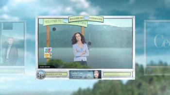 Hallmark Channel TV Spot Cedar Cover Sweepstakes - Thumbnail 8