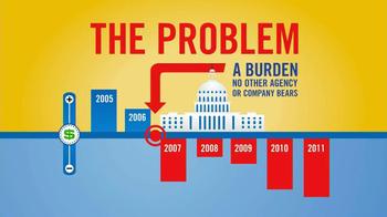 APWU TV Spot, 'Congress Must Fix the Problem' - Thumbnail 8