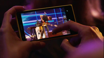 AT&T Nokia Lumina 1020 TV Spot, 'Concert' Song by The Colourist