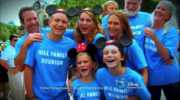 Disney Vacation Club TV Spot - Thumbnail 3
