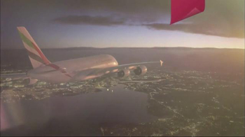 Emirates A380 TV Spot - Thumbnail 10
