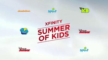 Comcast/Xfinity TV Spot, 'Summer of Kids' - Thumbnail 1