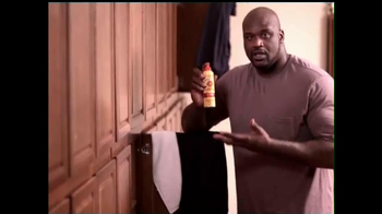 Gold Bond Powder Spray TV Spot Ft Shaquille O'neal - Thumbnail 1