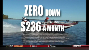 Skeeter Boats TV Spot, 'TZX 190' - Thumbnail 6