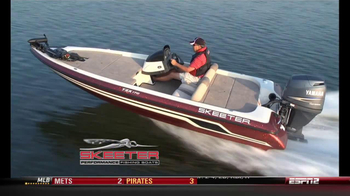 Skeeter Boats TV Spot, 'TZX 190' - Thumbnail 8