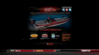 Skeeter Boats TV Spot, 'TZX 190' - Thumbnail 9