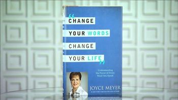 Joyce Meyer Ministries Change Your Words Change Your LifeTV Spot