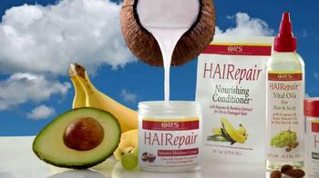 ORS TV Spot 'Hair Repair Zone'