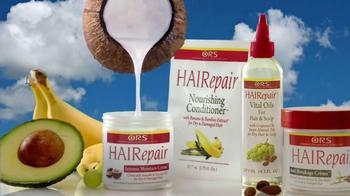 ORS TV Spot 'Hair Repair Zone' - Thumbnail 6