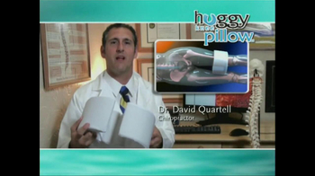 Huggy Knee Pillow TV Spot - Thumbnail 6