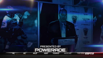 Powerade TV Spot 'Power Through' Feat. Stephen Berger - Thumbnail 1