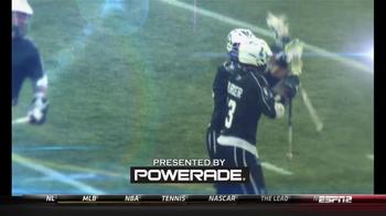 Powerade TV Spot 'Power Through' Feat. Stephen Berger - Thumbnail 9