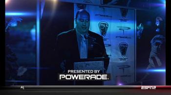 Powerade TV Spot 'Power Through' Feat. Stephen Berger - Thumbnail 2