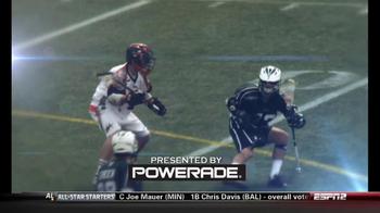 Powerade TV Spot 'Power Through' Feat. Stephen Berger - Thumbnail 3